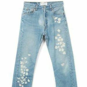 Bliss & Mischief x NSF X Barneys Slouch Jeans NWT